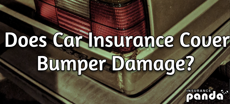 Does Car Insurance Cover Bumper Damage?