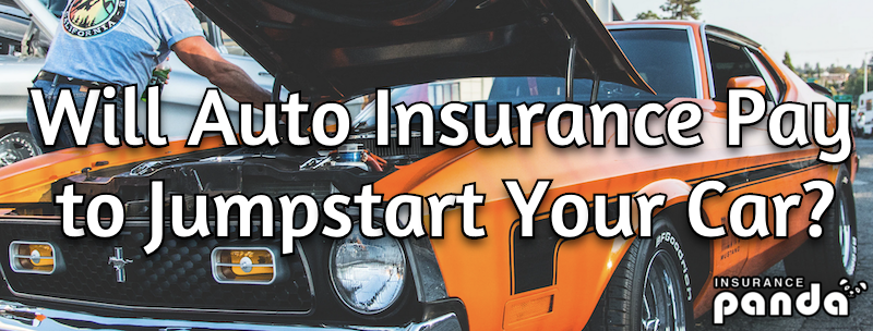 Will Auto Insurance Pay to Jumpstart Your Car?