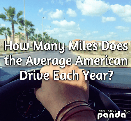 How Many Miles Does the Average American Drive Each Year?
