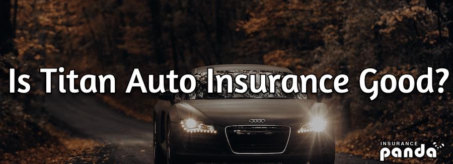 titan auto insurance