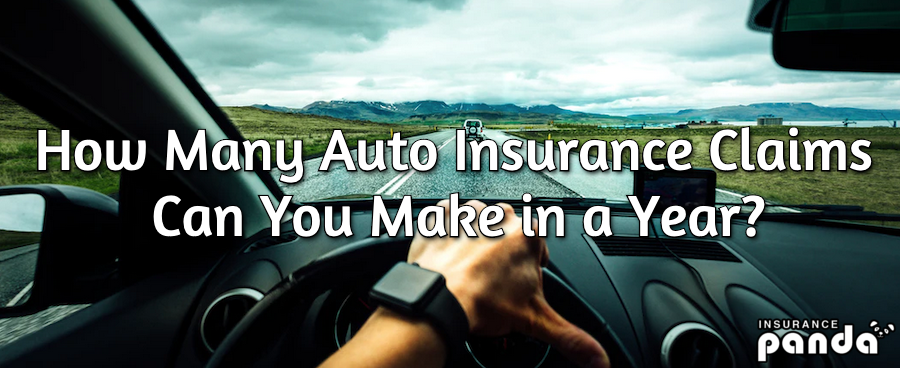 How Many Auto Insurance Claims Can You Make in a Year?
