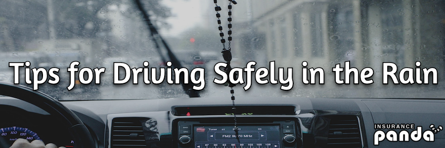 Tips for Driving Safely in the Rain