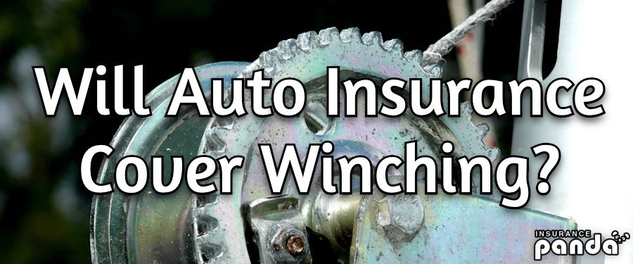 winching auto insurance