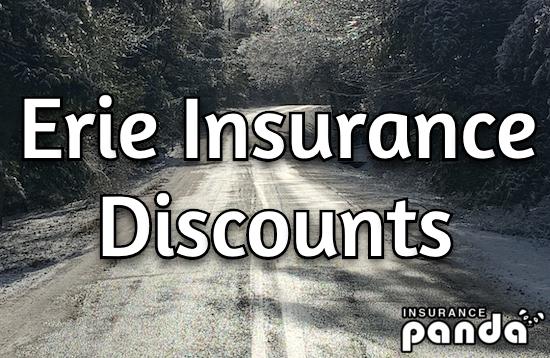 erie insurance discounts