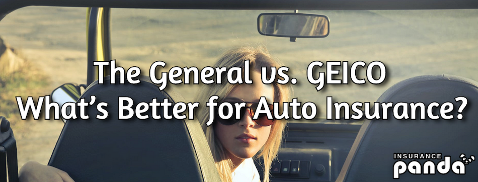 the general vs. geico
