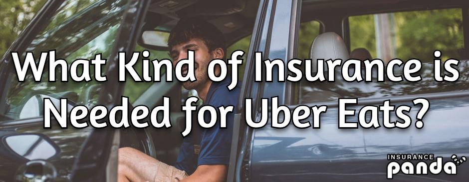uber eats insurance