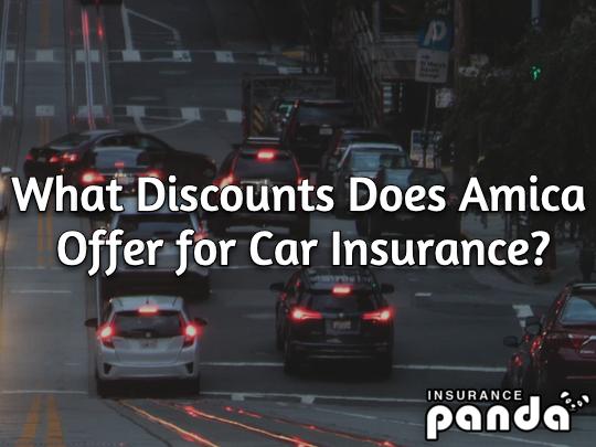 amica car insurance discounts