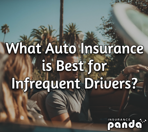 What Auto Insurance is Best for Infrequent Drivers