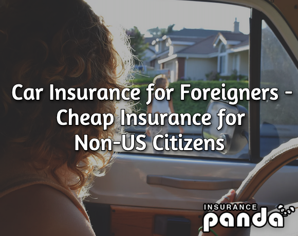 Car Insurance for Foreigners