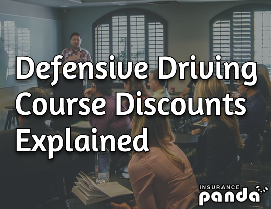 Defensive Driving Course Discounts Explained