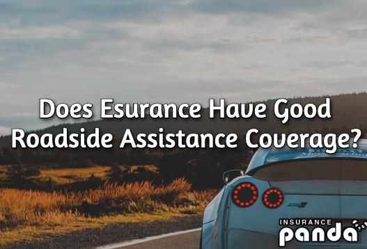 esurance roadside assistance coverage