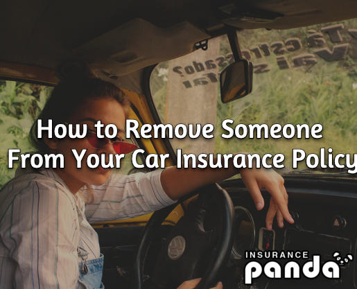 How to Remove Someone From Your Car Insurance Policy
