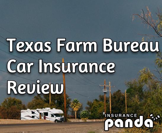 Texas Farm Bureau Car Insurance