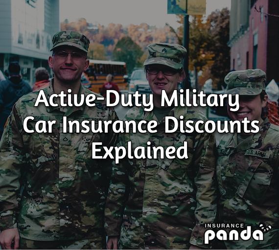 active-duty military discounts