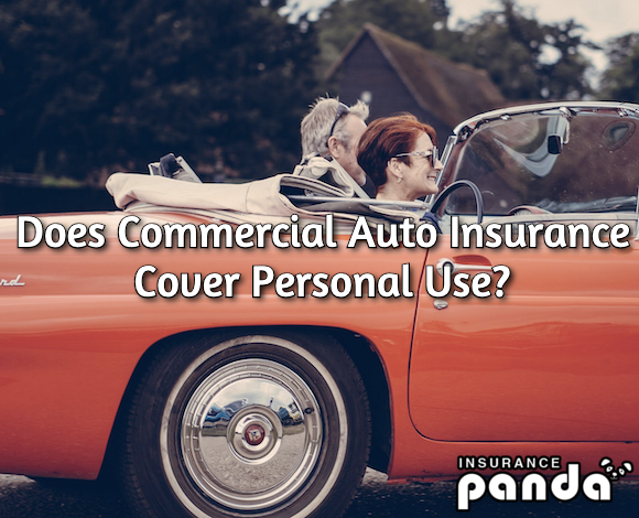 Does Commercial Auto Insurance Cover Personal Use?