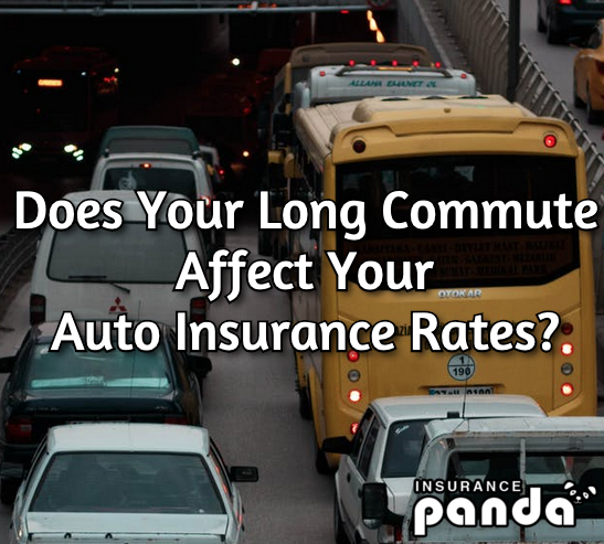 Does Your Long Commute Affect Your Auto Insurance Rates?