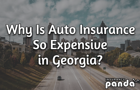 Why Is Auto Insurance So Expensive in Georgia?