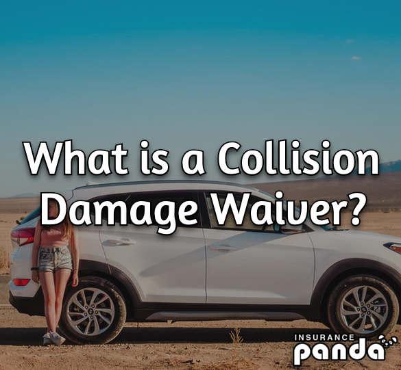 What is a Collision Damage Waiver?