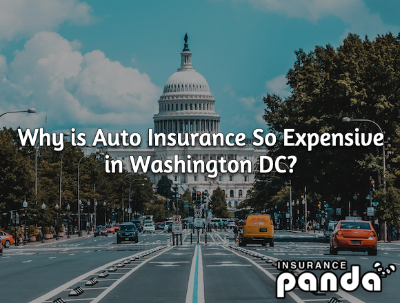 Why is Auto Insurance So Expensive in Washington DC?