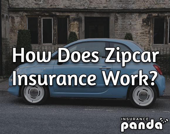 Zipcar Insurance explained