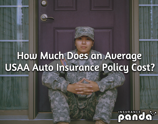 How Much Does an Average USAA Auto Insurance Policy Cost?