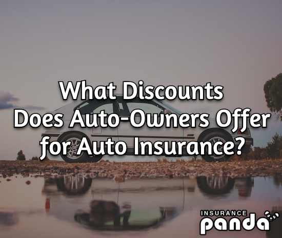 Auto-Owners discounts
