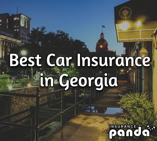 Best Car Insurance in Georgia