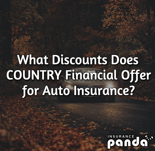 COUNTRY financial auto insurance