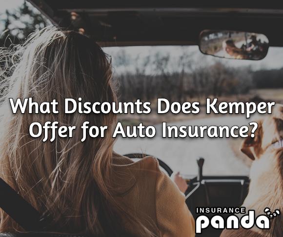 Kemper discounts