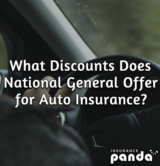 National General auto insurance discounts