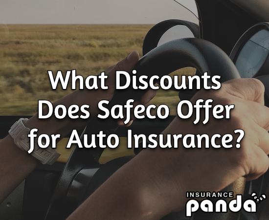 Safeco discounts