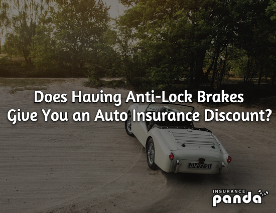 Does Having Anti-Lock Brakes Give You an Auto Insurance Discount?