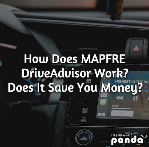 MAPFRE DriveAdvisor