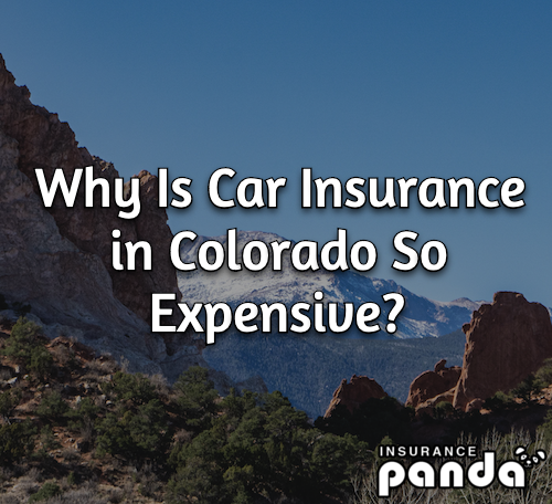 Why Is Car Insurance in Colorado So Expensive?