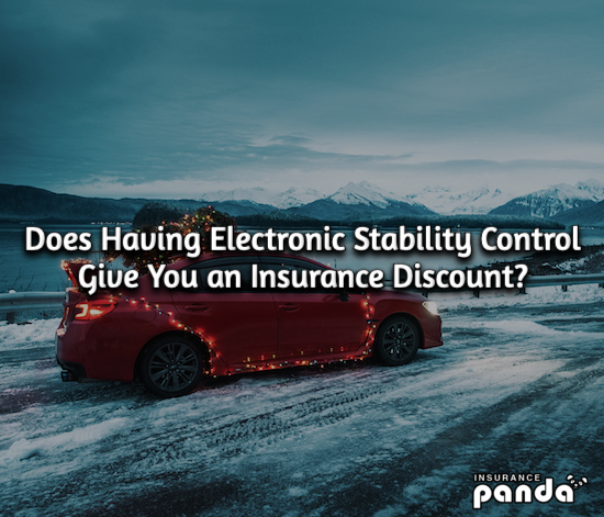 Does Having Electronic Stability Control (ESC) Give You an Insurance Discount?