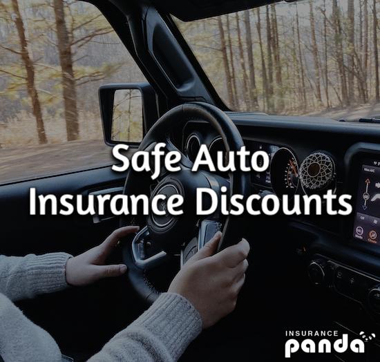 safe auto insurance discounts
