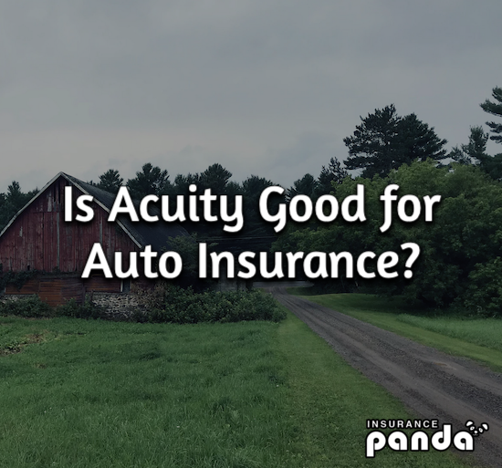 Acuity auto insurance review