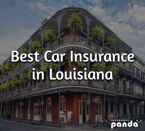 Best Car Insurance in Louisiana