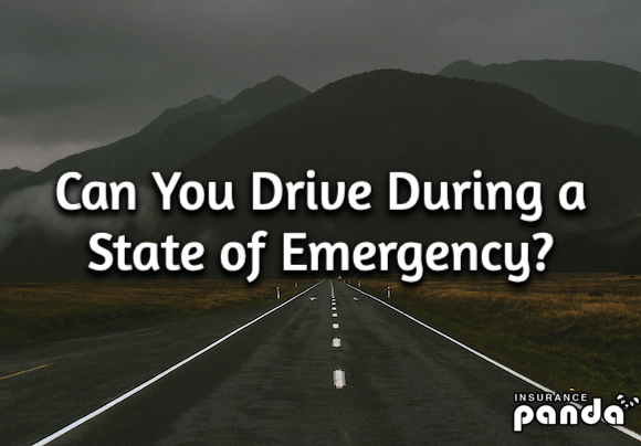 Can You Drive During a State of Emergency?