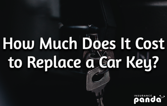 How Much Does It Cost to Replace a Car Key