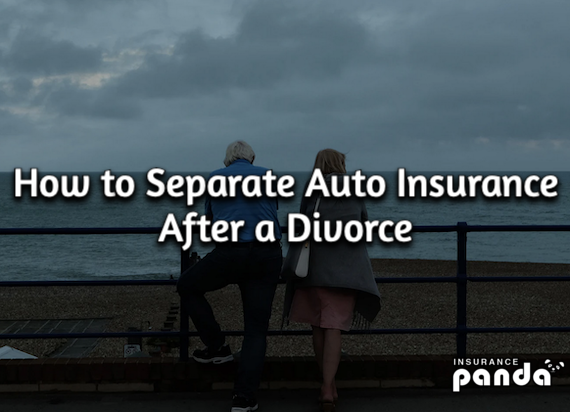 How to Separate Auto Insurance After a Divorce